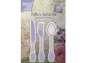 Joy!Crafts und JM Creation Alegría Crafts, y el estampado de la plantilla