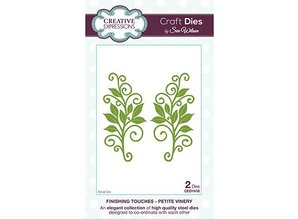 Creative Expressions Creative Expressions, detailiierte cutting and embossing stencils