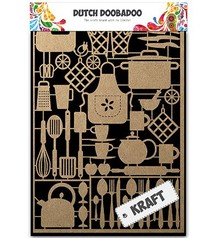 Pronty Dutch Kraft - Kraftpapier Kitchenware