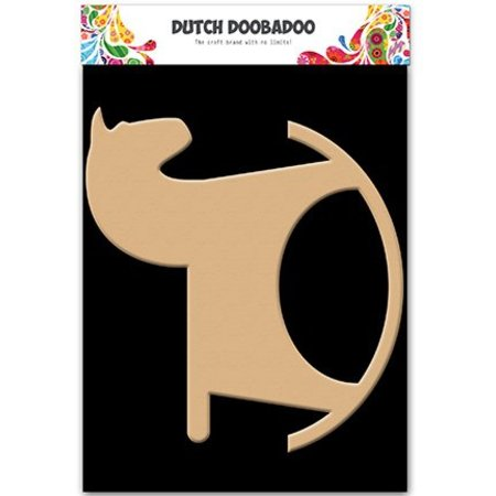Dutch DooBaDoo Hollandsk DooBaDoo, Rocking Horse, 206x189mm