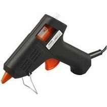 Mini glue gun, high temperature, 1 pc.