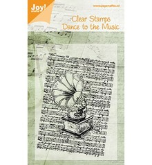 Joy!Crafts und JM Creation Transparent Stempel