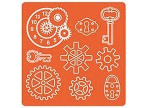 ModPodge Mod Podge, Mod Mold Industri, 95 x 95 mm, 9 Designs