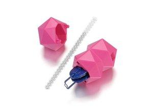 "BASTELZUBEHÖR / CRAFT ACCESSORIES NEW:. Applicator ""crystal pen"" textile, including 21 Swarovski Rhinestones"