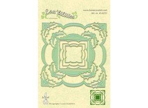 Leane Creatief - Lea'bilities Den LeCrea'Multi, LeCrea'Multi The - Lea'bilitie - holly frame, ramme
