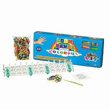 Komplett Sets / Kits Loom bands Starter Set, opaque, 528 parts