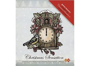 Yvonne Creations Yvonne Creations, Clear stamps, jul Scene