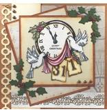 Amy Design Amy Design, Clear stamps, jul Scene