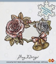 Amy Design Clear stamps