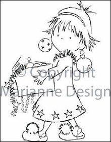 Marianne Design Sellos claros