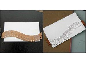 Spellbinders und Rayher Spellbinders, Et sæt af syv skære- og prægning stencils
