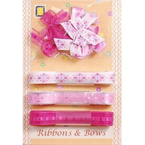 Collection: Ribbon and Typ of grinding, pinks