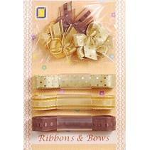 Collezione: Ribbon e Tipo di macinazione sfumature di marrone,