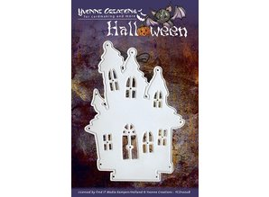 Yvonne Creations Yvonne Creations - Halloween - Haunted House