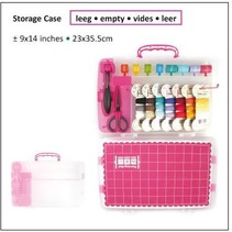 Sew Easy, Memory Keepers Box, leer