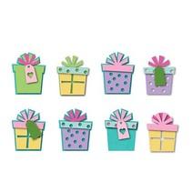 Stempelen en embossing stencils, Triplits, geschenken