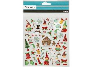 Sticker Adesivi pellicola autoadesiva con grandi disegni e effetto scintillio