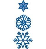 Marianne Design Skæring og prægning stencils, Eischristalle