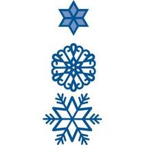 Schneide- und Prägeschablonen, Eischristalle