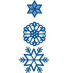 Marianne Design Schneide- und Prägeschablonen, Eischristalle