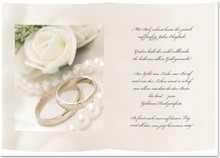 Pronty 5 Gennemsigtige papirer, ark A5, bryllup digte