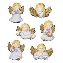 Forme keruber engle, 6 stykker