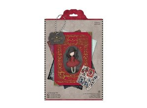 Gorjuss / Santoro Craft Kit: Decoupage for designing beautiful cards, Simply Gorjuss