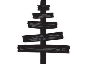 Marianne Design Marianne Design, stempling og prægning stencil, Craftables - Elines Wooden træ