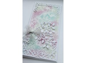 Joy!Crafts und JM Creation Glace Papier, A4  2x8 designs