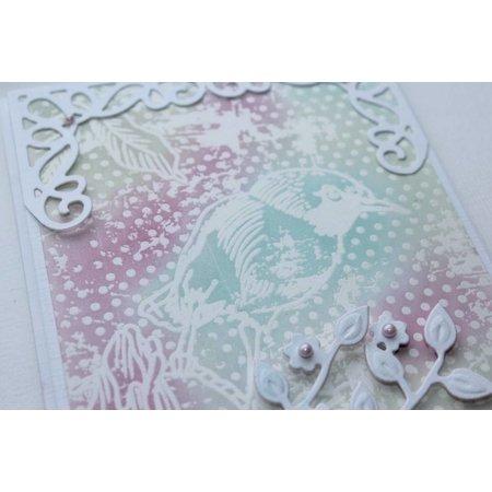 Joy!Crafts und JM Creation Glace Papier, A4  2x8 designs