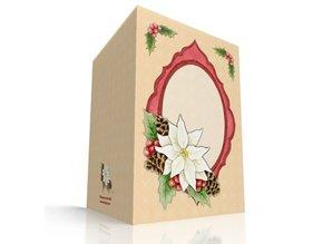 KARTEN und Zubehör / Cards Craft Kit for 3 Decoupage Card + 3 envelopes - Copy
