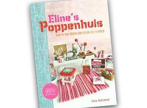 Bücher und CD / Magazines Hobby book: Homedecoraties - Eline's Poppenhuis