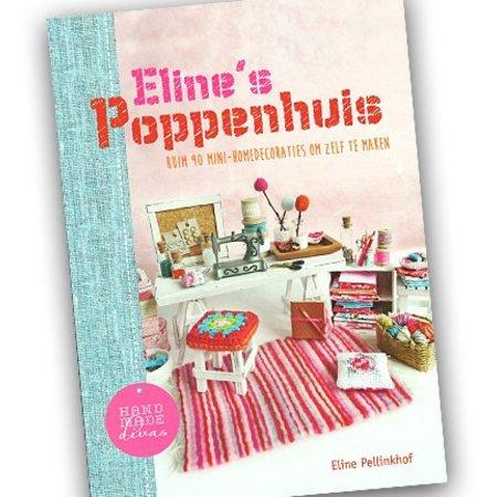 Bücher und CD / Magazines Hobbybuch: Homedecoraties - Eline's Poppenhuis