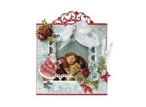 DESIGNER BLÖCKE  / DESIGNER PAPER PK9097 Vintage Christmas Paper Bloc