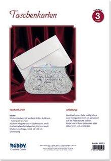 BASTELSETS / CRAFT KITS: Kit Craft per 3 carte coperte