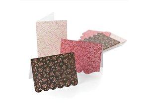KARTEN und Zubehör / Cards Designer Cards + Envelopes from Basic Grey