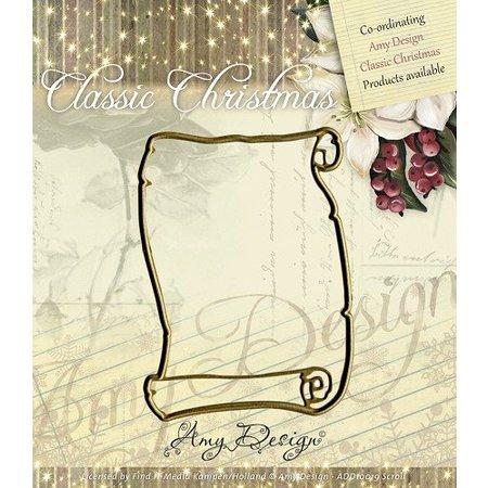 Amy Design Diseño de Amy, troquelado y estampado plantilla