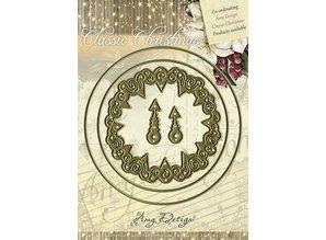 Amy Design Amy Design, Stanz- und Prägeschablone - Classic Clock