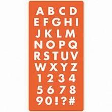 ModPodge Mod Podge, Silicon-Gießform Buchstaben und Zahlen
