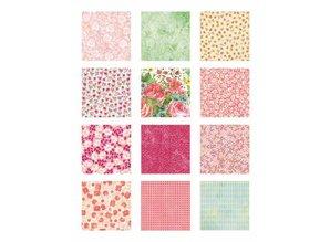 DCWV und Sugar Plum DCWV Designersblock, 30,5 x 30,5 cm, 180 sheets !!