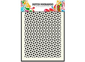 Dutch DooBaDoo Dutch Art Mask - Mask Art Abstract, A5