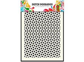 Dutch DooBaDoo Hollandsk kunst Mask - Mask Abstrakt, A5