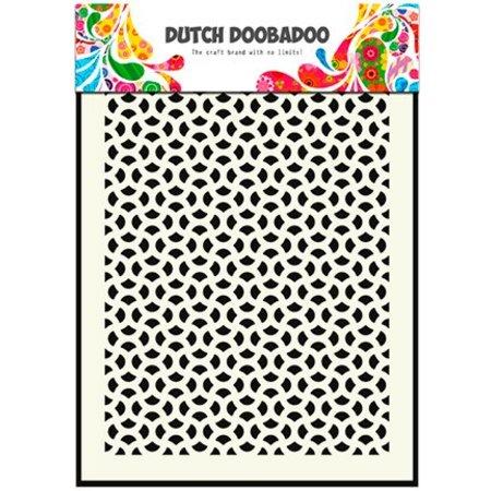 Dutch DooBaDoo Dutch Mask Art - Mask Art Abstract, A5