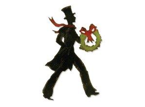 Sizzix Sizzix Bigz, cutting mat, Vicorianische Christmas