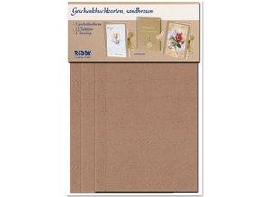 KARTEN und Zubehör / Cards Materiale sæt til 3 gave bestille billetter