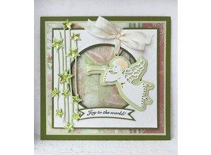 Marianne Design Stanz- und Prägeschablone,Craftables, Sterne