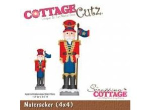 Cottage Cutz CottageCutz Nutcracker (4x4), Nutcracker