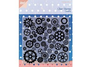 Joy!Crafts und JM Creation Sellos transparentes ruedas, Alegría Artesanía