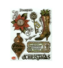 Viva Dekor und My paperworld Clear stamps, SteamPunk1, Viva Decor