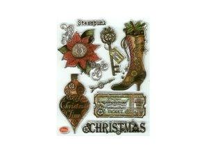 Viva Dekor und My paperworld Clear stamps, SteamPunk1, Viva Decor